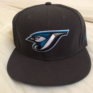 New Era Blue Jays Fitted Hat